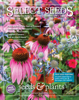Select seeds catalog request 2018 select seeds catalog mightylinksfo