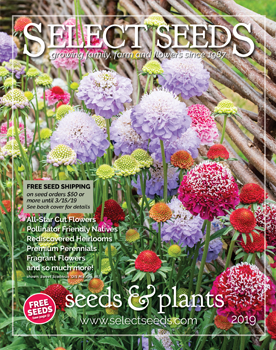 Select Seeds - Catalog Request